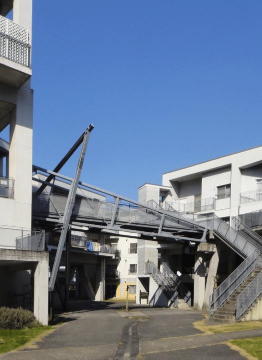 岡山県営住宅中庄団地