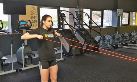 S+C Workout: Speedy Stretch Cords