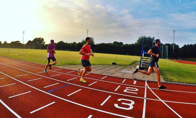 Run Workout: All the 400s