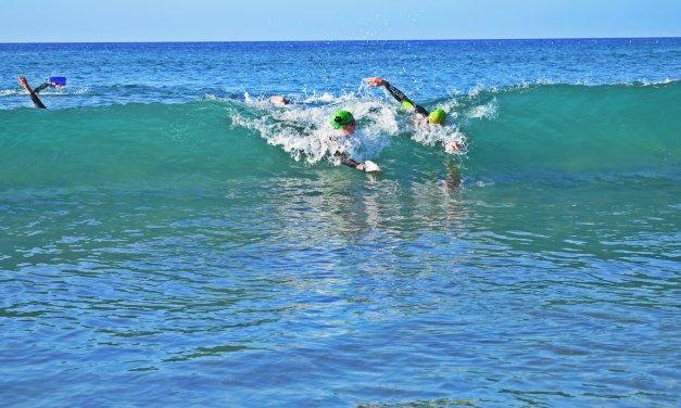 Swim Workout: Open Water Skills