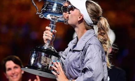 Caroline Wozniacki se interesa en el triatlón una vez que llegue el momento de retirarse del tenis.