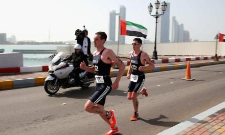 Alistair Brownlee explica que no competirá en Abu Dhabi debido a una lesión.