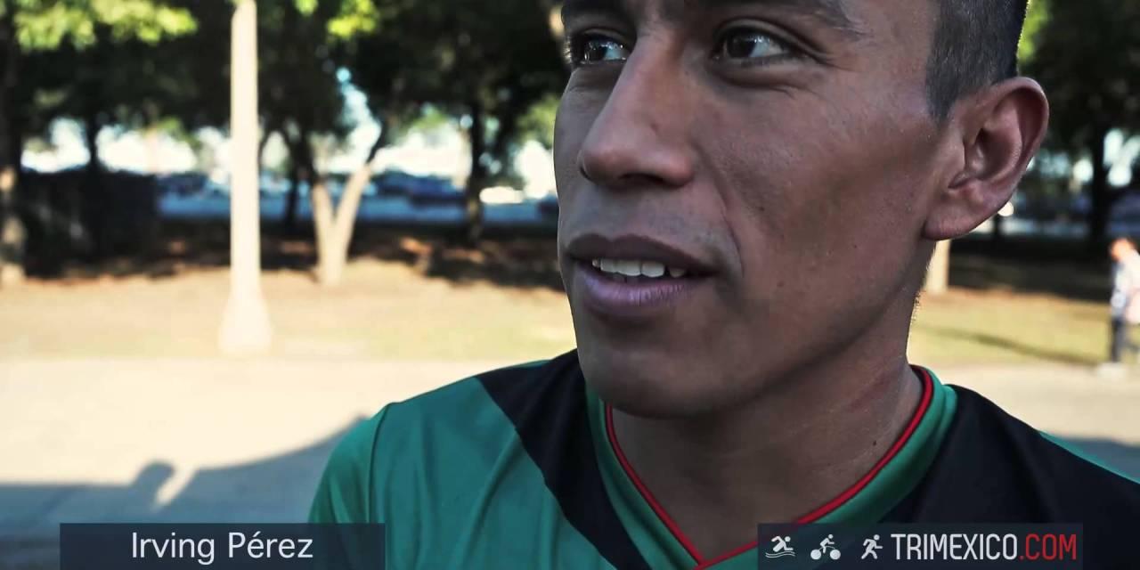 Irving Pérez busca el pase a Barranquilla.
