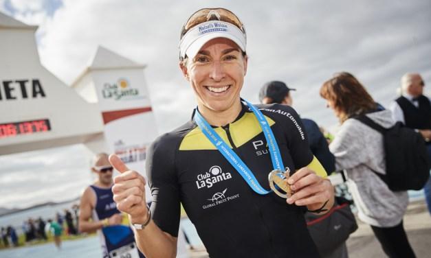 Anne Haug domina y gana el Ironman 70.3 Oceanside.