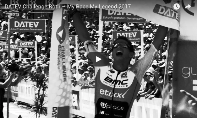 DATEV Challenge Roth – My Race My Legend 2017