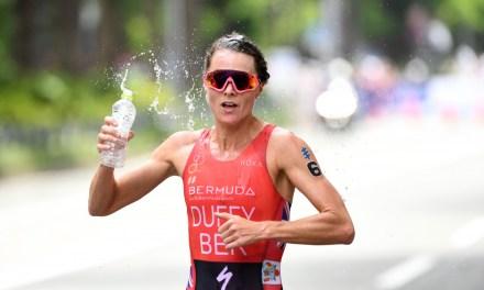 Flora Duffy domina la carrera en Yokohama.