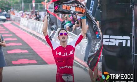 Un espectáculo el 5to Mazda Ironman 70.3 Monterrey 2018.