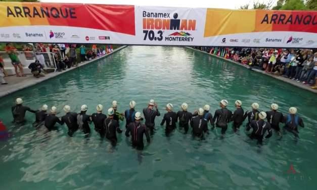 Posponen IRONMAN 70.3 Monterrey; será en septiembre