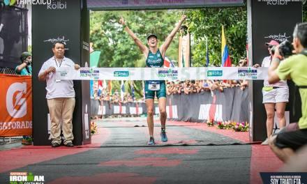 Se retira Leanda Cave, ex campeona mundial de triatlón Ironman.