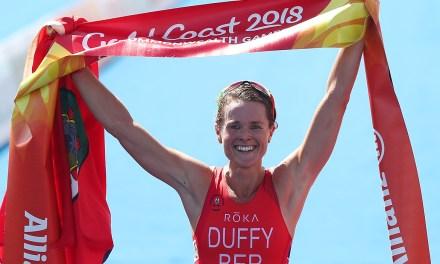 Flora Duffy revela sus secretos de entrenamiento.