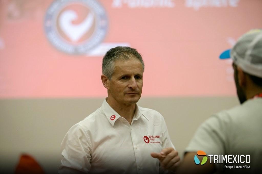 Challenge Family CEO Zibi Szlufcik