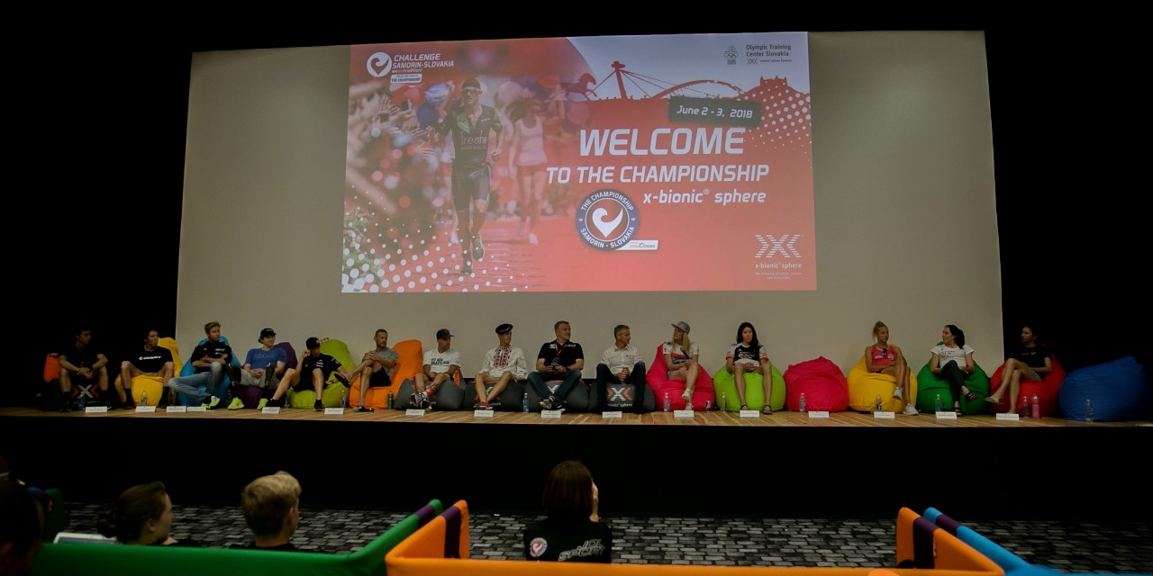 The Championship Pro meeting