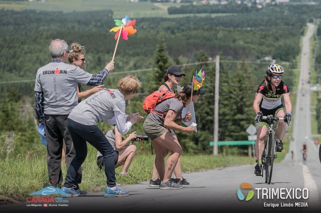 Canadaman Extreme Triathlon