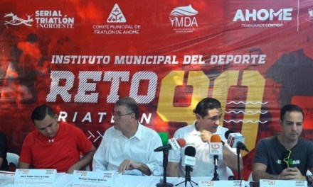 En Los Mochis, Sinaloa invitan a Triatlón Reto 90.