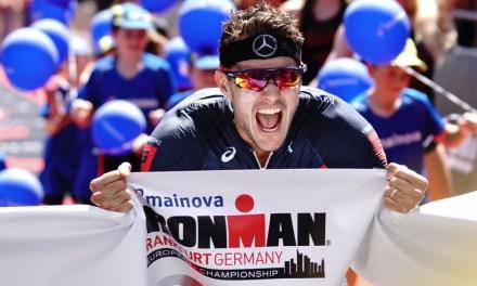 Jan Frodeno y Daniela Ryf fantásticos en Frankfurt y ganan el Campeonato Europeo de Ironman.