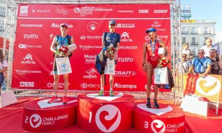 En el Challenge Madrid 4 mujeres estuvieron dentro del top 15 de la clasificación general.