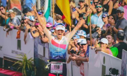 Lucy Charles, candidata a Kona, nos habla de sus motivos para amar el triatlón.