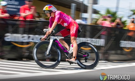 Daniela Ryf repetirá fórmula que le llevó al éxito en 2018 de descanso total de 3 meses.
