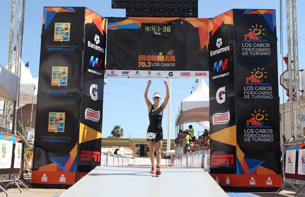 Quienes serán los triatletas Elite en el 4to IRONMAN 70.3 Los Cabos 2018.