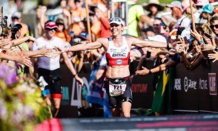 La triatleta Liz Blatchford dice adiós al triatlón este fin de semana.