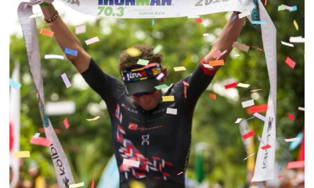 Tim Don correrá el Triatlón Internacional de Cannes 2019.