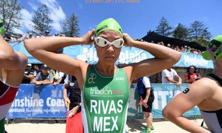 Es objetivo de Rivas llegar fina a la WTS de Bermudas para clasificarse a Lima 2019