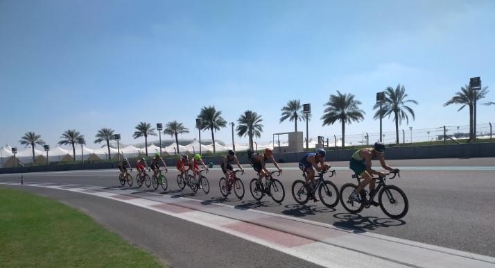 Tienen mexicanos discreta actuación en Abu Dhabi; Mola y Zaferes llegan primero