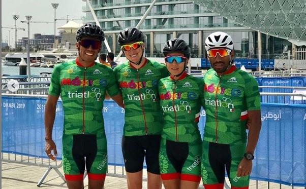 Lista armada tricolor para la conquista del Triatlón de Abu Dhabi