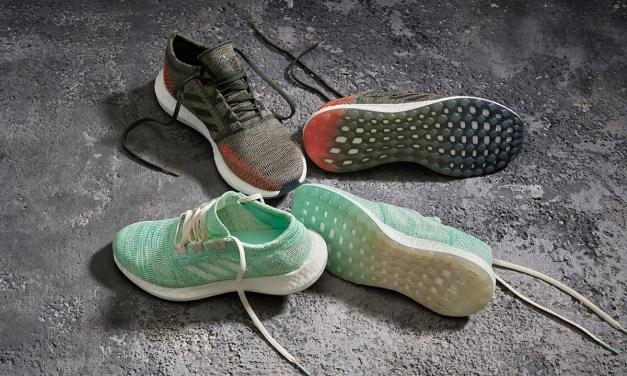 adidas presenta dos nuevos colores de temporada PureBOOST GO