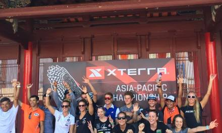 Logra Fabiola Corona Top 5 en el Campeonato Asía Pacífico XTERRA