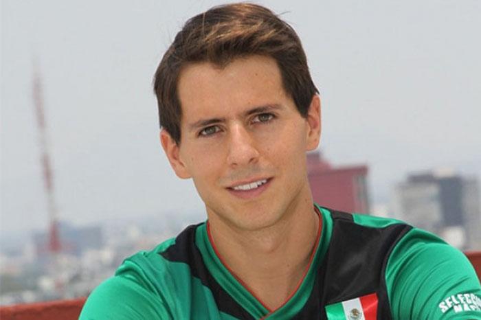 Se declara listo Rodrigo González para buscar actuación histórica en Bermuda