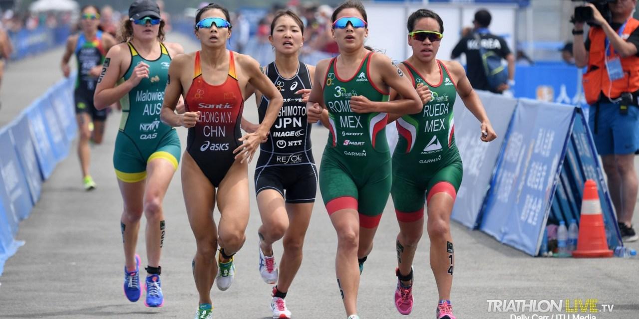 Con un Top 10, Jessica Romero cierrasu participación en la Copa del Mundo Chengdú 2019