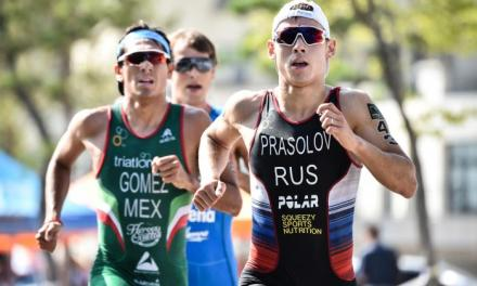 Sufre triatleta Edson Gómez reducción de beca de Conade