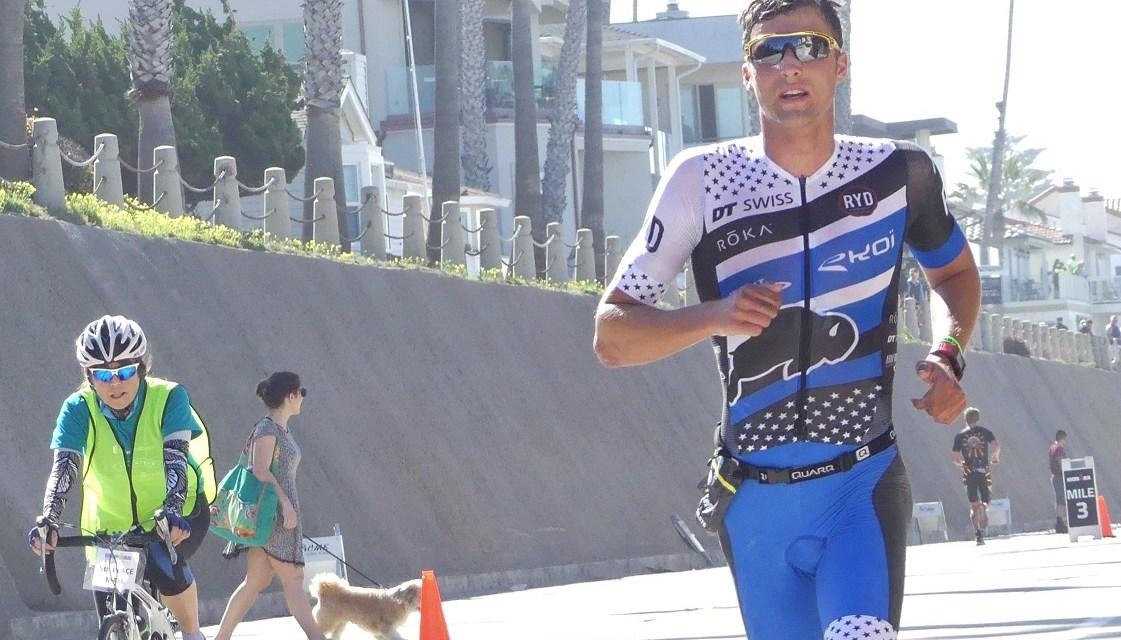 Vence Von Berg en el Campeonato IM 7.30 de Europa; Gómez Noya es segundo