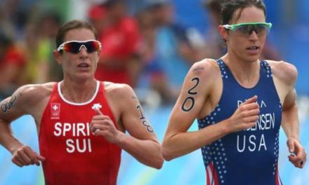 Regresa Nicola Spirig a las Series Mundiales de Triatlón