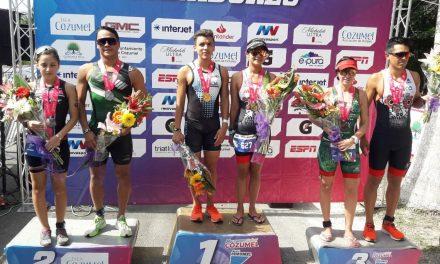 Se realiza con éxito el Triatlón Cozumel 2019