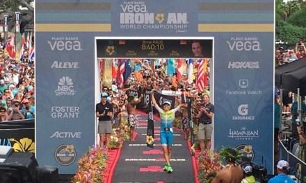 Conquista Anne Haug su primer campeonato mundial IRONMAN