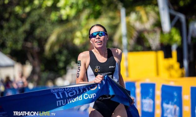Celebra Hewitt victoria en Santo Domingo en el día más triste de su vida