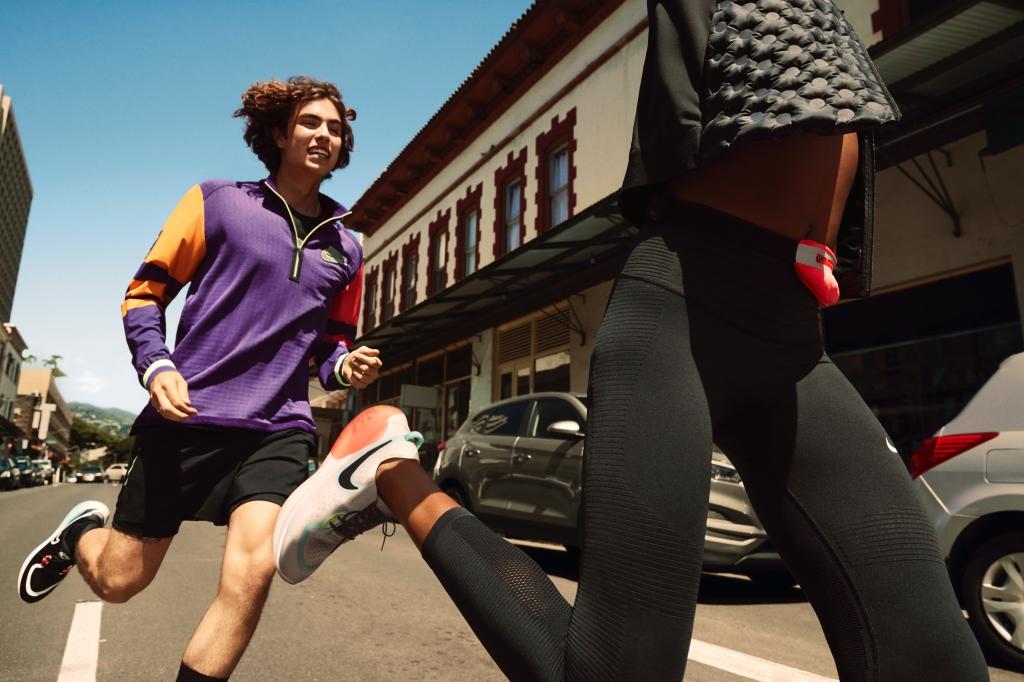 Nike presenta: Nike Joyride Dual Run
