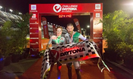 Lionel Sanders y Paula Findlay vencen el Challenge Daytona