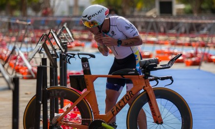 Top tres de todas las categorías en Ironman 70.3 Campeche