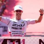 La crisis del coronavirus no ha podido con las ganas de un exitoso triatleta como  Cameron Brown