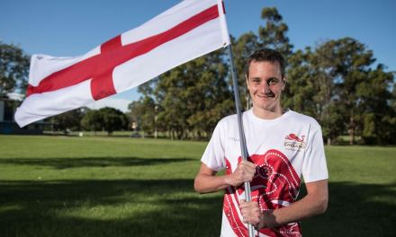 Compite Alistair Brownlee en el próximo Outlaw X Triathlon
