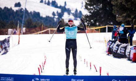 Rusia pierde los títulos mundiales de Triatlón de Invierno en Andorra