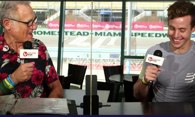 Mauricio Mendez Cruz on Breakfast with Bob at Challenge Miami