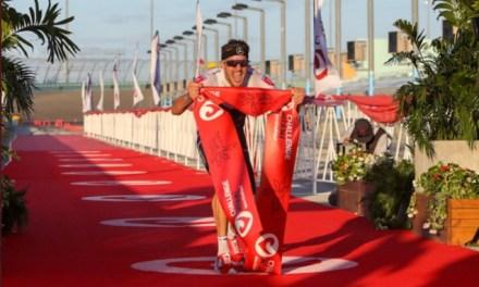 Tras 17 meses de no competir, regresa Jan Frodeno con triunfo en el Challenge Miami