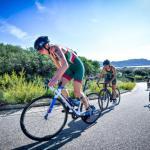 Va Michelle Flipo por la Copa de Triatlón de Europa en Mililla, España