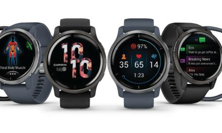 Lanzamiento del nuevo reloj de Garmin, Venu 2.