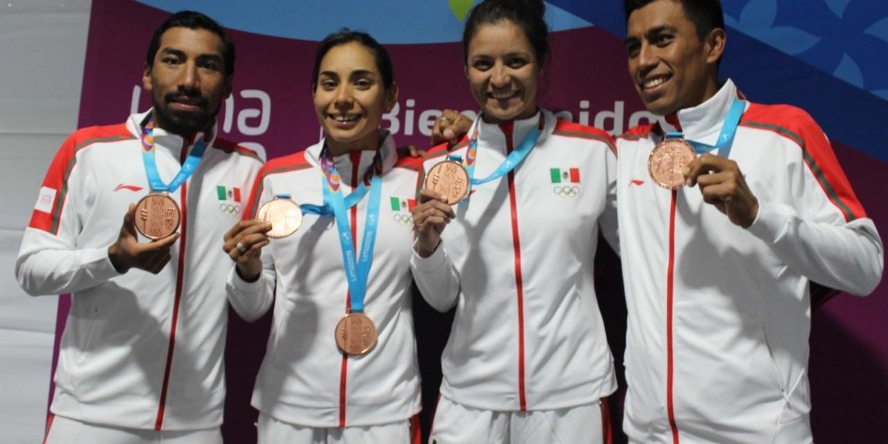 Serán Crisanto Grajales, Cecilia Pérez, Claudia Rivas e Irving Pérez los representantes mexicanos en Tokio 2020