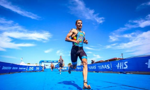 Da positivo a Covid-19 Jelle Geens triatleta de Bélgica que se perdería la prueba del domingo 25 de julio en los JO
